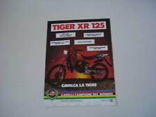 advertising Pubblicità 1984 MOTO GARELI TIGER XR 125