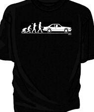 Evoluzione dell'Uomo, BMW 635 CSI T-shirt