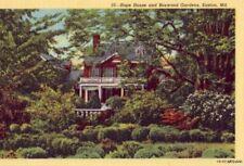 HOPE HOUSE BOXWOOD GARDENS EASTON, MD