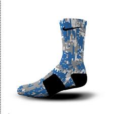 Custom Nike Elite Socks All Sizes KENTUCKY DIGITAL CAMO