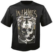 IN FLAMES - Anchor - Sepia - T-Shirt