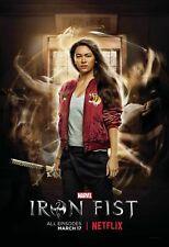 245843 Iron Fist Movie WALL PRINT POSTER FR