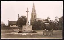 Cheam nr Wallington & Ewell. Church & War Memorial # 5.