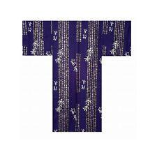 """Authentische Japanische Yukata / Luftiger Kimono: General """"Hideyoshi"""" #889 (de)"""