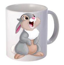 Personalised Disney Character Name Mug water bottle thermal mug Bambi thumper