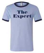 THE EXPERT President Trump White House Barron ringer funny college humor T-Shirt