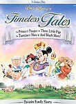 Walt Disneys Timeless Tales - Vol. 1 (DVD, 2005)