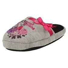 H45 hanna montana gris/rose chaussons facile à enfiler par Disney