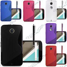 Accessoires Etui Coque Housse TPU Silicone gel Motorola Nexus 6/ Nexus X