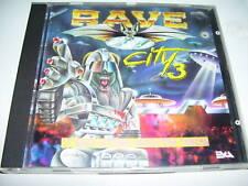 rave the city 3 * EVA EARLY HARDCORE CD HOLLAND 1993 *