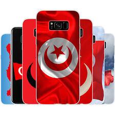 dessana Türkei TPU Silikon Schutz Hülle Case Handy Tasche Cover für Samsung