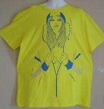 RARE~VINTAGE-Adidas ORIGINALS G-TEE SKI GIRL superstar Shirt top adicolor~Sz 2XL