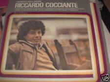 LP RICCARDO COCCIANTE  I MOMENTI DELL'AMORE LINEA TRE
