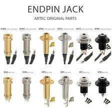 ENDPIN JACK - ARTEC ORIGINAL PARTS for Electric Acoustic Guitar