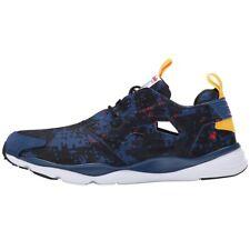 Reebok Men Athletic Shoes Furylite Soc Batil Blue