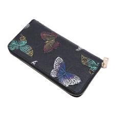 Korean Version Lady Zipper Clutch Phone Bag Long Purse Wallet Card Phone Bag BS