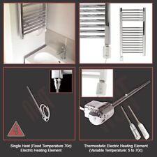 Chauffage électrique éléments pour Chauffé Porte-serviettes, Warmers, radiateurs 100 W - 800 W