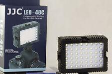 48 LED  Professional LED Lighting For Nikon D7000 D3200 D5100 D3X D90 D80 P7700
