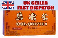 Oolong Thé sacs Papillon Oolong Teebeutel-régime perte de poids detox minceur UE