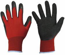 Premium Latex-Polyester Montagehandschuhe Arbeitshandschuhe Mechanikerhandschuhe
