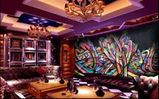 3D Graffiti art 6 WallPaper Murals Wall Print Decal Wall Deco AJ WALLPAPER