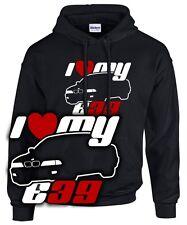 * I LOVE MY E39 * Tuning m5 5er e 39 Kult bmw Treffen SATIRE SWEATSHIRT HOODIE