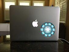 30-80 Iron Man Round Chest Piece Logo Window vinyl sticker decal Tony Stark