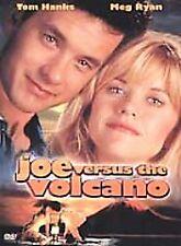Joe Versus the Volcano (DVD, 2002) Widescreen New Sealed (Hanks Ryan)