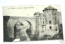 Belgium - Namur - Citadelle - Chateau des Comtes