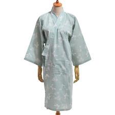 Girls' Summer Japanese Style Cotton Bathrobe Haori Women's Bowknot Kimono Yukata