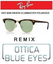 Occhiali da sole RAYBAN 3016 CLUBMASTER REMIX Sunglasses sonnenbrillen W0366 O5