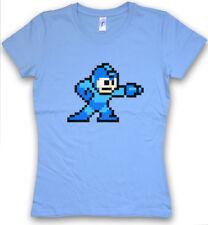 Mega Boy Donna T-shirt man Game 16 bit video game GAMEPAD JOYPAD NES 80s Sprite