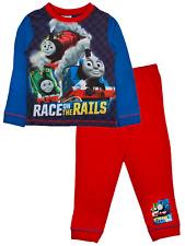 Thomas The Tank Engine Pyjamas Kids Boys 18 months to 5 years