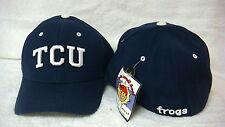 NCAA TCU Texas Christian Univ Horned Frogs Sports cap - Fitted Zephyr Cap