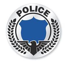 Police Hard Hat Decal Hardhat Sticker Helmet Label H205