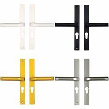 Hoppe 47.5pz Upvc / Aluminium Door Handles To Suit Union / Monarch - All Colours