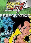 Dragon Ball GT: Baby - Vol. 6: Preparation (DVD, 2003, Unedited)