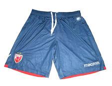 Roter Stern Belgrad Shorts Away Macron Crvena Zvezda Serbien Gr. S M L