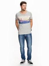 SELECTED HOMME Perspective S / manche col rond haut t-shirt neuf avec étiquette