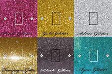 Lovely Glittery UK Standard Light Switch Stickers