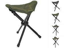 Mil-Tec Dreibein-Klapphocker Hocker Campingstuhl Campinghocker Stuhl 44cm