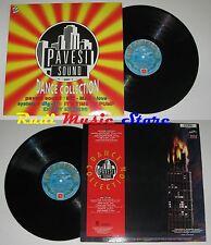 LP 33 DISCOMAGIC Compilation 555 DANCE COLLECTION PAVESI SOUND LOMBARDONI cd mc
