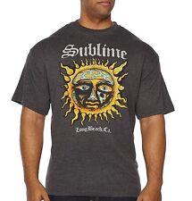 Sublime T-Shirt Stamp Logo Logn Beach ska punk rock XLT 2XL 3XL B&T NWT