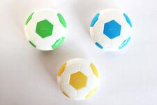 Kontaktlinsenbehälter Aufbewahrungsbehälter Etui Set Spiegel Motiv Fußball NEU