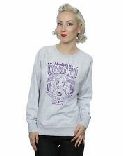 Disney Women's Alice In Wonderland Adventures Sweatshirt