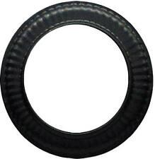 Imperial Mfg Group Usa BM0095 Black Stove Pipe Trim Collar, 24-Ga., 7-In. -