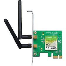 TP-LINK Wireless PCI-E WiFi Network Card Desktop Low profile bracket TL-WN881ND