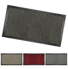 Zerbino asciugapassi antiscivolo morbido assorbente gommato tappeto varie misure