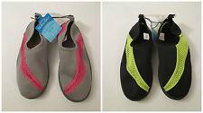 Nwt Girls Sun & Sky Aqua Socks Water Shoes~Size 11-12, 1-2, & 3-4