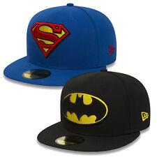 New Era Cap DC Comics Batman Superman Team color capuchón character Basic  basecap 98fe0161d26